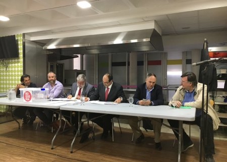 Boqueria Traders Association has a new board for the term 2017- 2021