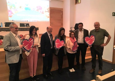Participation of Boqueria Market in a conference on markets and trade in Galicia
