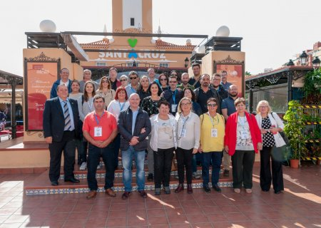 Boqueria, present at the 'Meeting of Traditional Markets of the Canary Islands