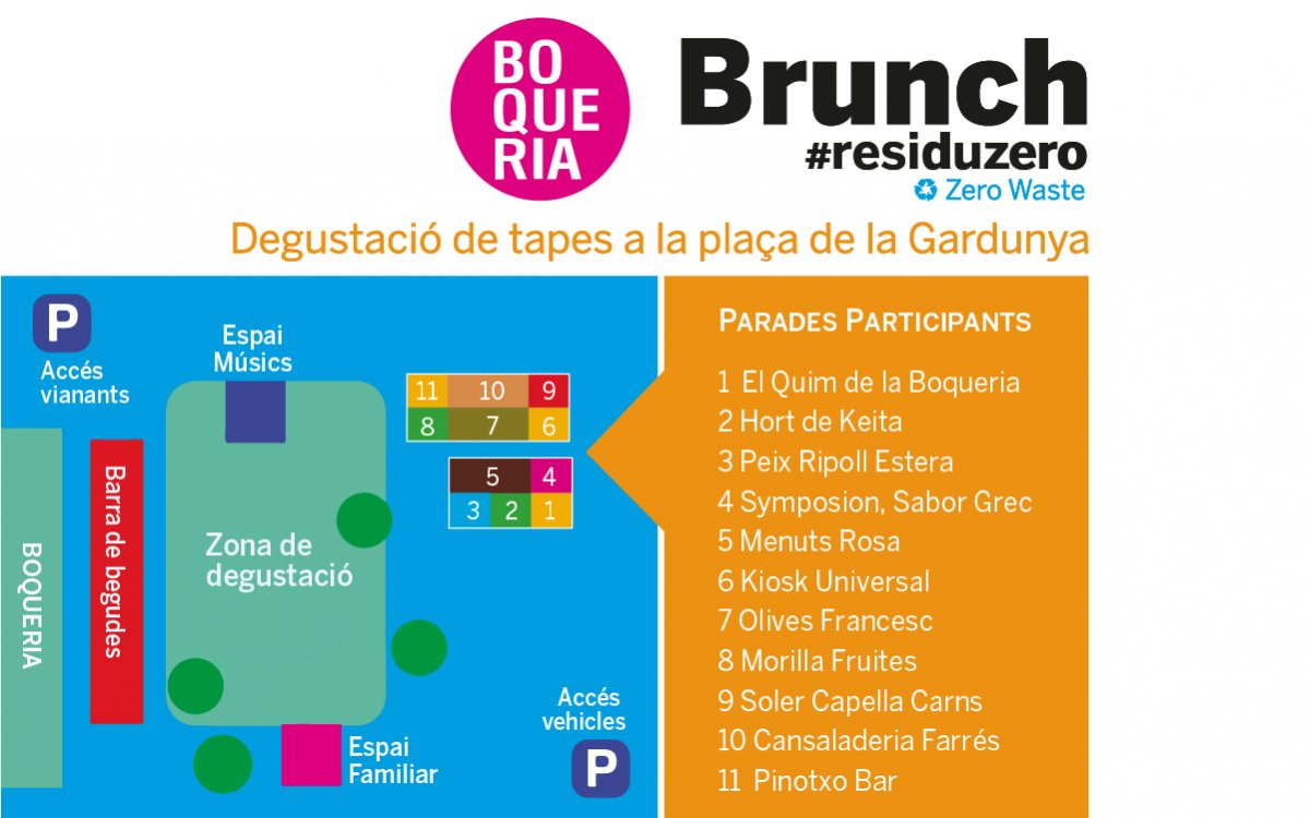 Per la Mercè, fem un brunch